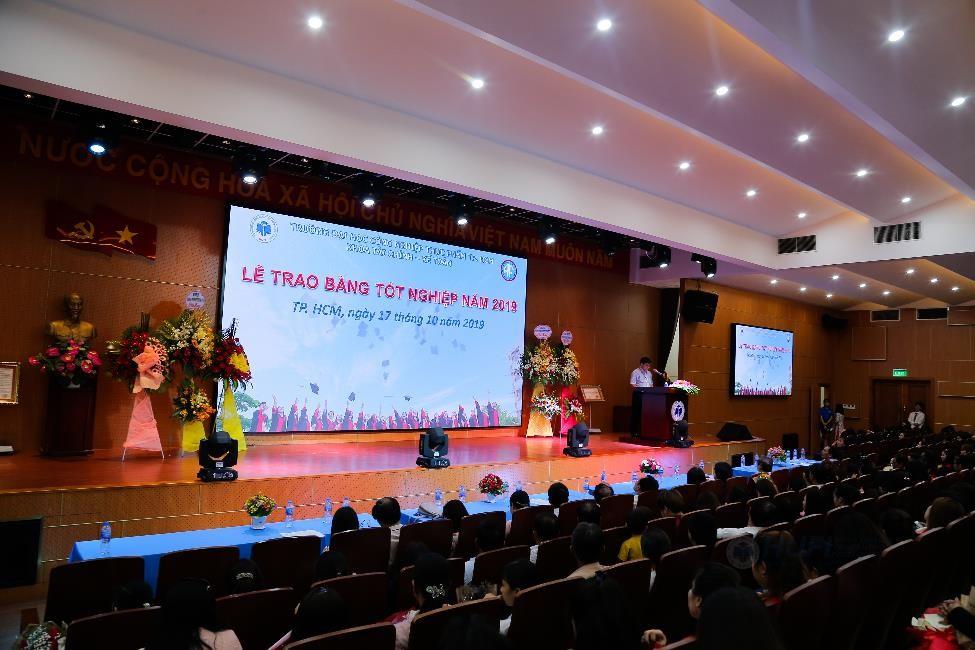 Lễ Trao Bằng Tốt Nghiệp Cho 2.648 Tân Cử Nhân, Kỹ Sư Tốt Nghiệp Năm 2019