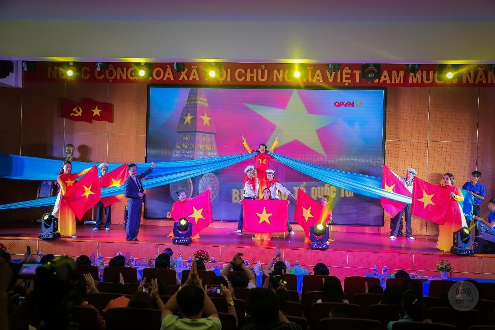 Vòng chung kết Hội diễn văn nghệ toàn trường năm 2019