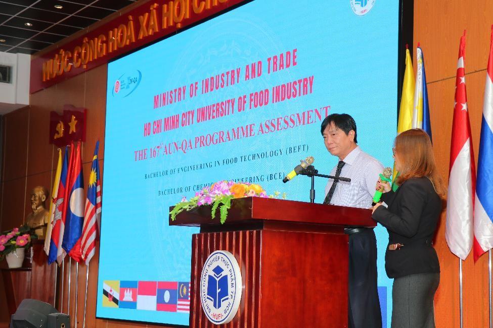 Báo cáo kết quả và Lễ bế mạc đánh giá AUN-QA lần thứ 167