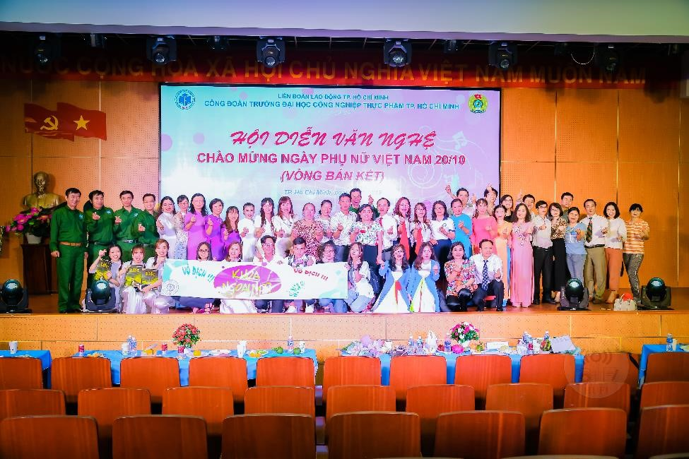 Vòng bán kết Hội diễn văn nghệ toàn trường năm 2019