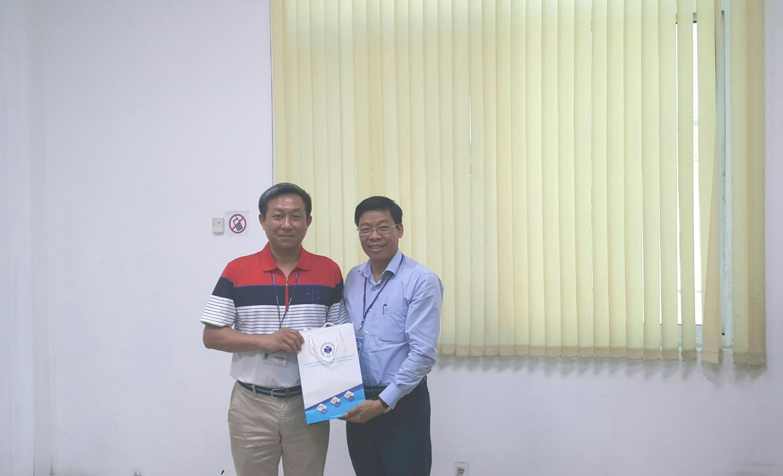 Ho Chi Minh City University of Food Industry strengthens the cooperation with Foreign Enterprises in Vietnam